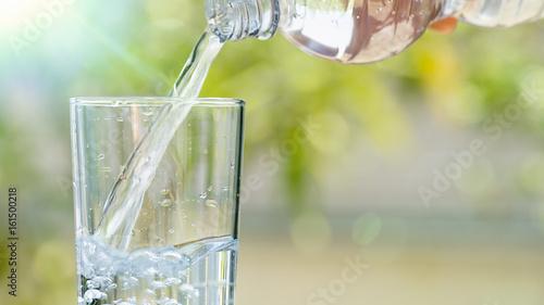 Flüssigkeitsbedarf im Sommer.