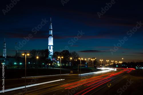 Αφίσα Space & Rocket Center