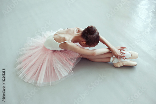 Tablou Canvas Little ballerina