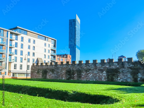 Photo Castlefield, Manchester, England, United Kingdom