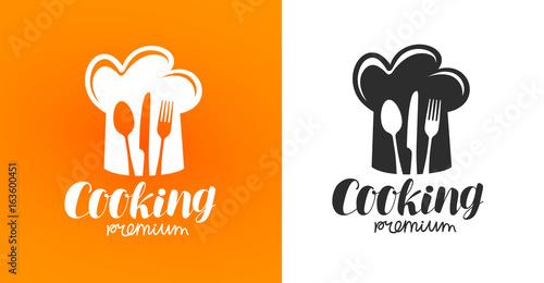 Fotografía Cooking label or logo
