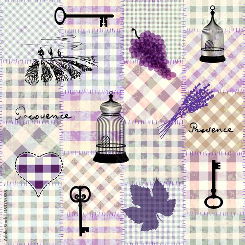 Fototapeta Seamless background pattern