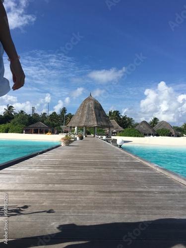 Fotografia maledives