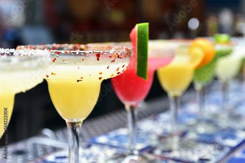 Fotomural Margarita cocktail