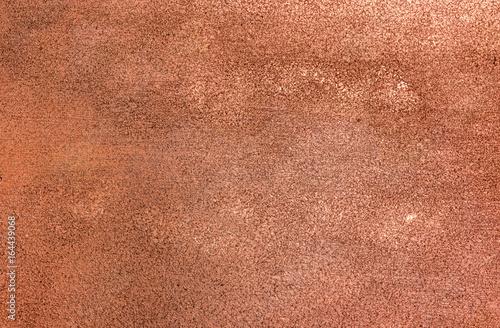 Fényképezés Copper stucco wall