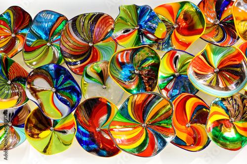 Wallpaper Mural VENICE, ITALY - MAY, 2017: Murano glass