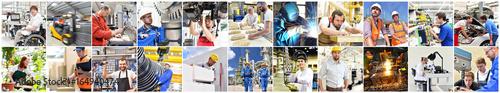 Fotografie, Obraz Berufe im Handwerk, Industrie & Dienstleistungssektor