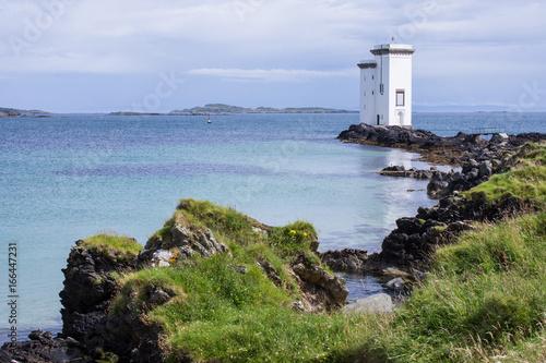 Obraz na plátne Port Ellen Lighthouse