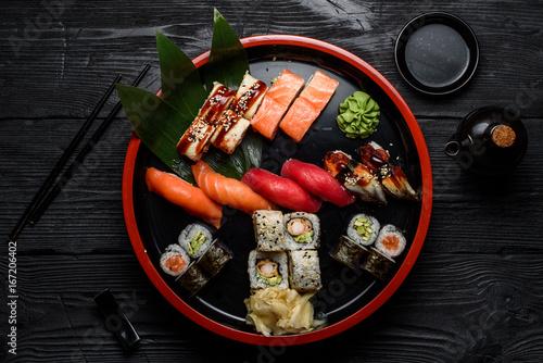 Fototapeta Japanese cuisine
