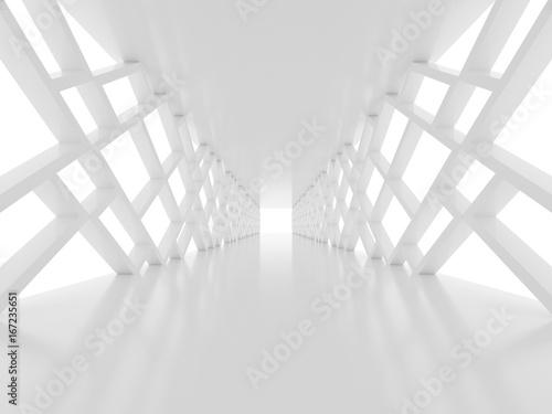 futurystyczny-bialy-tunel