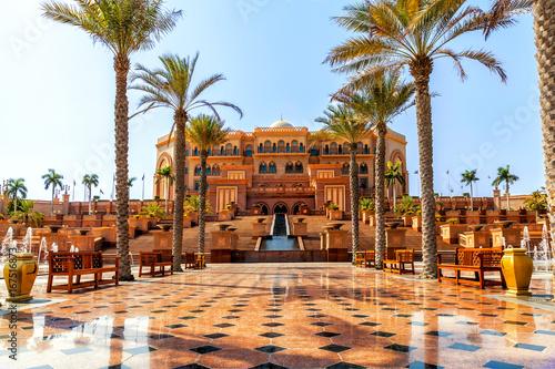 Fotografie, Obraz Emirates Palace