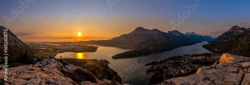Fotografia Waterton Lakes National Park Sunrise