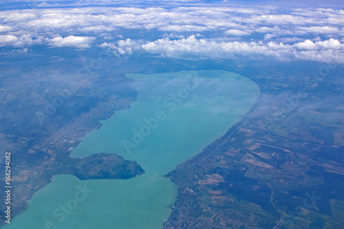 Fototapeta Lake Balaton, Hungary