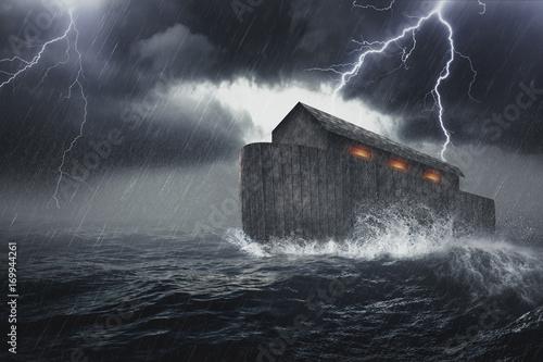 Fotografiet Noah's Ark