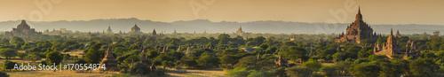 Photo Pagodas in Bagan