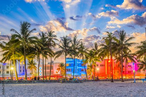 Fototapeta premium Miami Florida USA