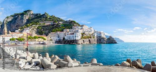 Obraz na plátně Amalfi