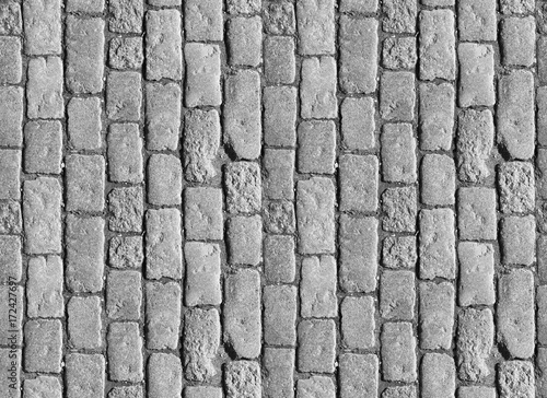Fotomural Stone pavement texture