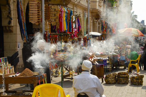 Street Market - Cairo - Egypt