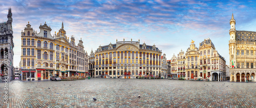 Brussels at day, nobody, Belgium