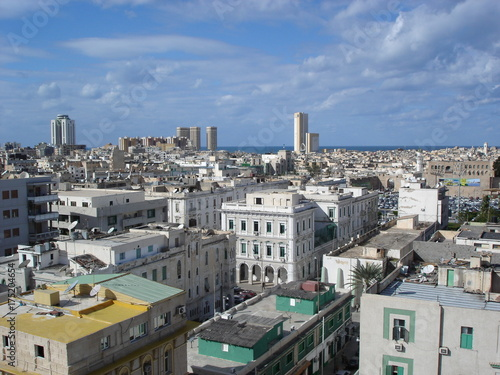Tripoli is a beautiful city with a history