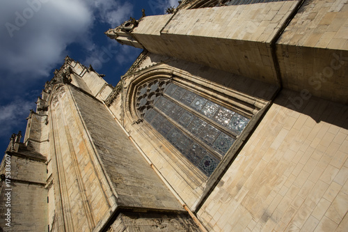 Photo York Minster Cathedral and Stained Glass Window, Yorkshire