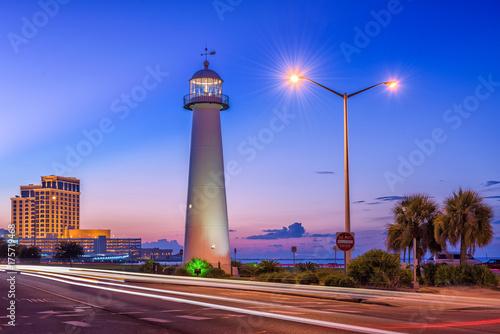Biloxi Mississippi Lighthouse