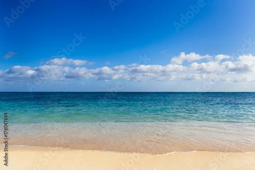 Beautiful Beach at Lanikai Hawaii