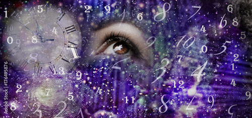 Woman ,time and numerology