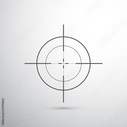 Photo sniper target