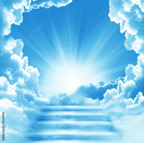 Fotografie, Tablou Stairway to Heaven