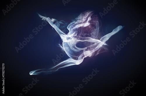 Smoke Dancer Poster Mural XXL