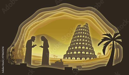 Fényképezés Tower of Babel