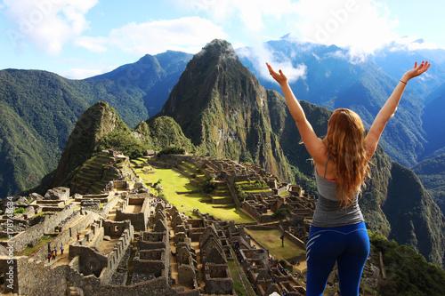 фотография Machu Picchu Tourist