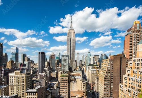 Billede på lærred New York City