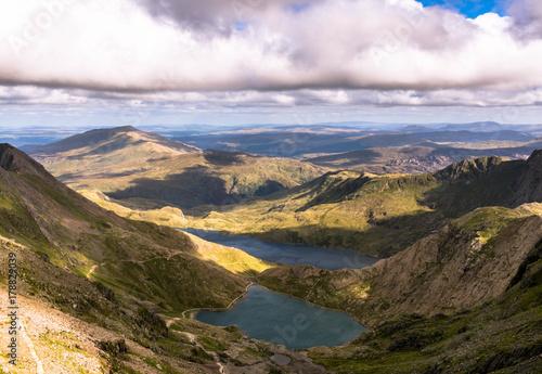 Photo Mount Snowdon