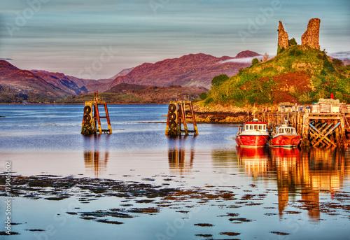 Obraz na płótnie Isle of Skye, Scotland