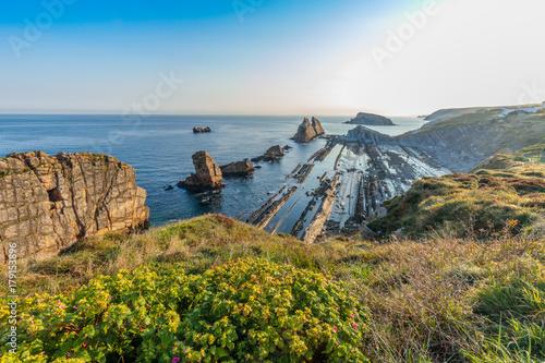 Arnia Beach, Cantabria, Spain