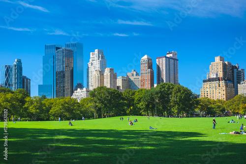 Canvas Central Park, New York