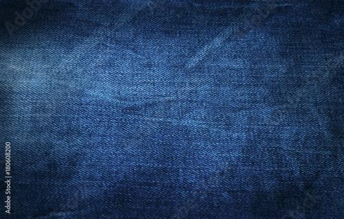 Canvas Print blue denim background,texture.