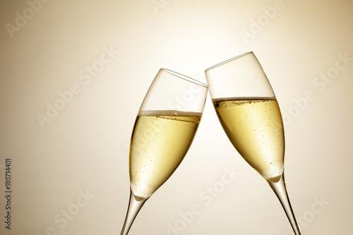 Obraz na płótnie シャンパン Champagne
