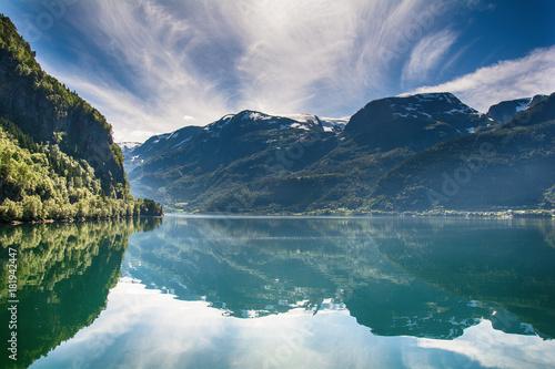 Eidfjord in Norway