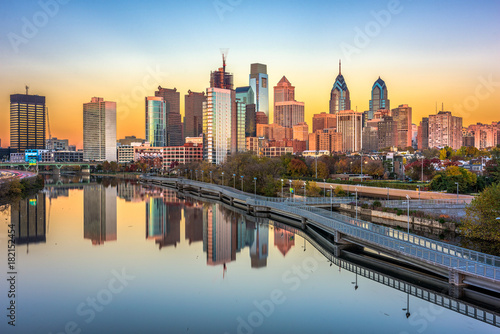 Obraz na plátně Philadelphia, Pennsylvania, USA