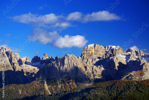 Photographie Brenta Dolomites in Italy, Europe