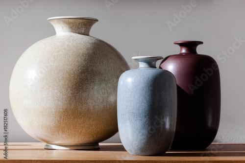 Fotografia Midcentury ceramics