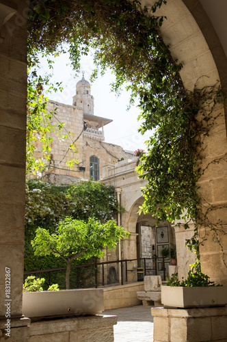 Fototapeta Pontius Pilate's Court, Jerusalem, Israel