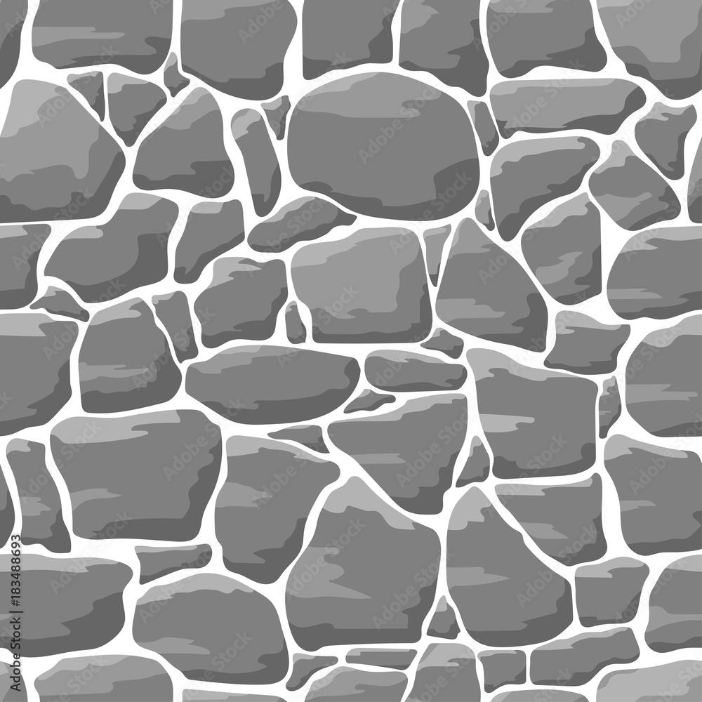 Kamiennej ściany bezszwowy deseniowy tło <span>plik: #183488693 | autor: Sofikova</span>