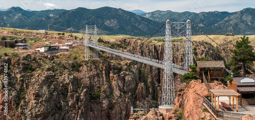 Fotografia Royal Gorge Bridge, Colorado