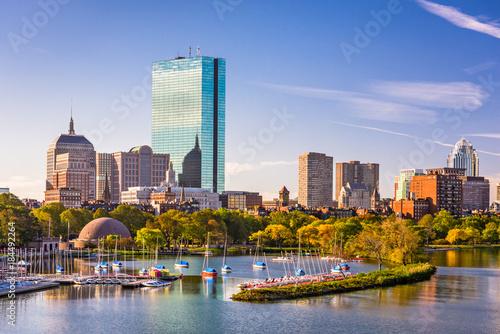 Boston, Massachusetts, USA Fototapete
