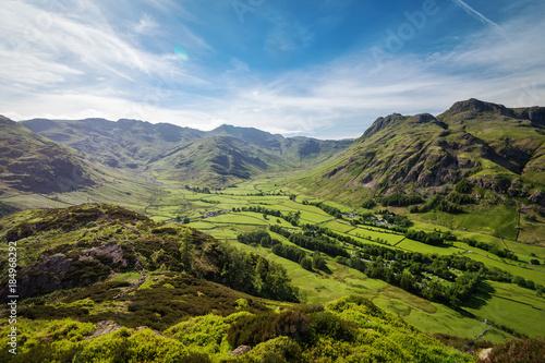 Fototapeta Blea Tarn Lake District United Kingdom